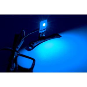 """Подсветка линз """"Devil Eye"""" Blue 1W"""