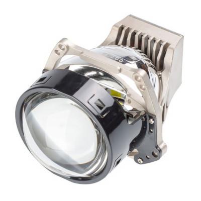 """Светодиодная линза Optima Premium Bi-LED Lens Expression Series 3.0"""" арт: LENS-3.0-BiLED-XS"""