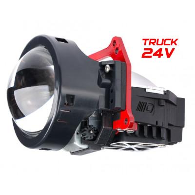 """Светодиодная линза Optima Premium Bi-LED Lens Element Series 3.0"""", 24V, Shift Mode Truck арт: LENS-BiLED-ES24"""