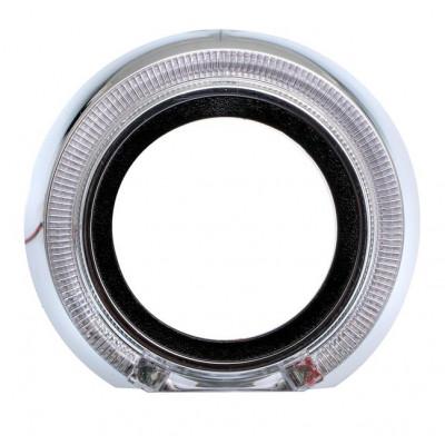Бленда Optima GD102 для линзы 3.0 дюйма круглая с черным кантом с АГ CREE