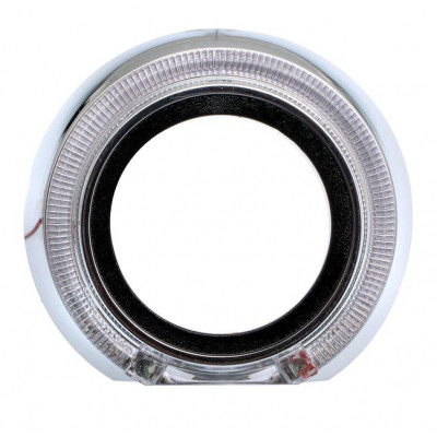 Бленда Optima GD102 для линзы 3.0 дюйма круглая с черным кантом с АГ CREE арт: BL-GD102