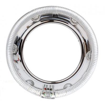 Бленда Optima GD104 для линзы 3.0 дюйма круглая со сверхъяркими ангельскими глазками арт: BL-GD104