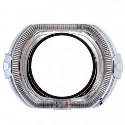 Бленда Optima GD136 F-Style для линзы 2.5 дюйма круглая с АГ CREE арт: BL-GD136-F2
