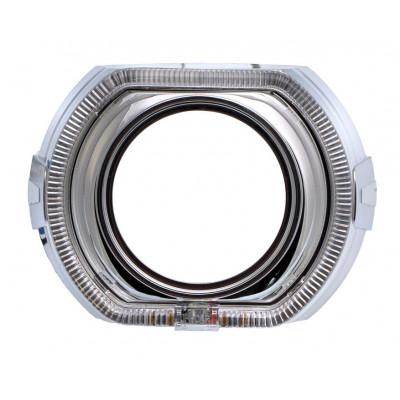 Бленда Optima GD136 F-Style для линзы 3.0 дюйма круглая с АГ CREE арт: BL-GD136-F3