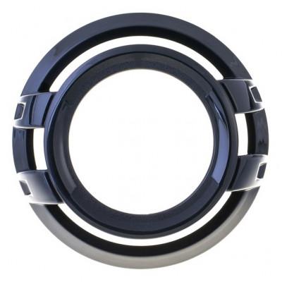 """Бленда Optima Z100 Black 3.0"""" для линзы 3.0 дюйма круглая черная арт: BL-Z100B"""