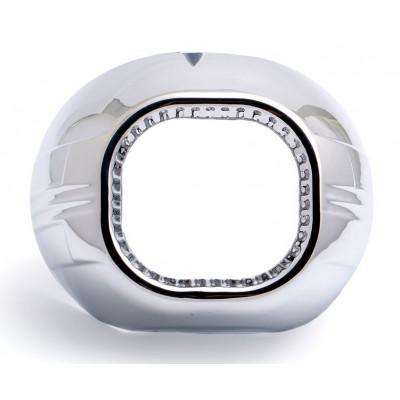 Бленда Optima Z130 для линзы 3 дюйма для линзы Koito Q5 Square арт: BL-Z130