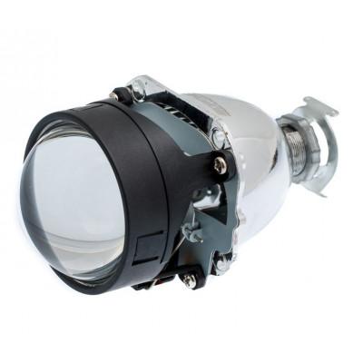 Би-Линза Optima CLASSIC 2,5 дюйма под лампу Н1 БЕЗ БЛЕНДЫ арт: LENS-2.5-C1