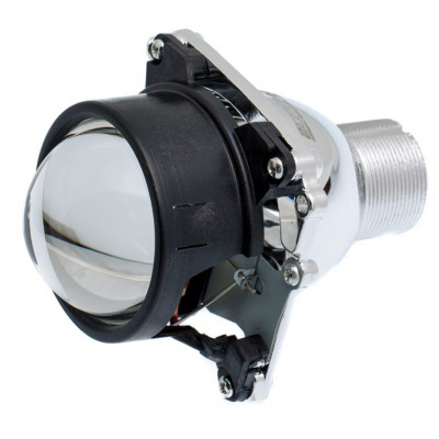 Би-Линза Optima CLASSIC 2,5 дюйма под лампу D2S БЕЗ БЛЕНДЫ