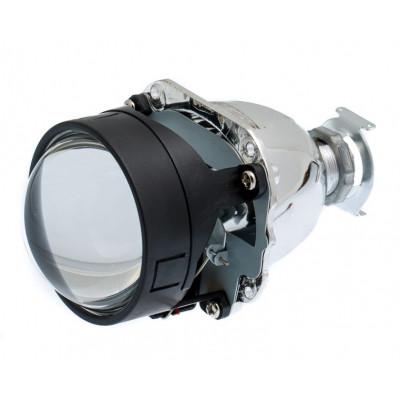 Би-Линза Optimaа ULTIMATE 2.5 дюйма под лампу H1 БЕЗ БЛЕНДЫ