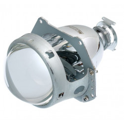 Би-Линза Optima MAGNUM 3.0 дюйма под лампу Н1 БЕЗ БЛЕНДЫ арт: LENS-3.0-M