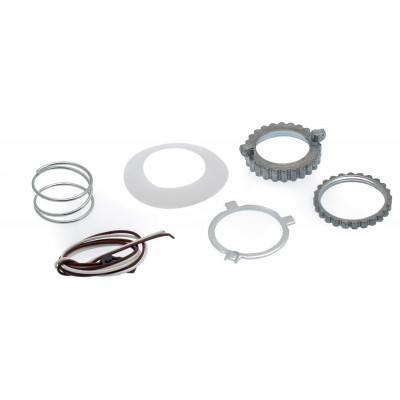 """Ремонтный крепежный набор с фиксирующим кольцом для линз Koito Q5 3.0"""" под цоколь D2S/D4S арт: RN-Q5"""