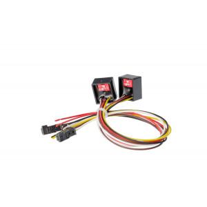 Модуль устранения ошибки шторки дальнего света для линз с шаговым мотором шторки 2 шт.