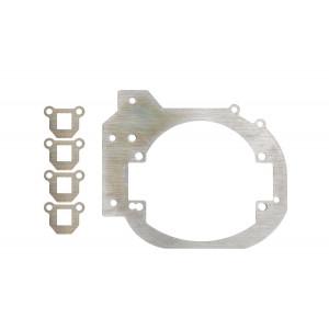 Переходная рамка  Kia Soul II для установки модулей Optima Bi-LED Adaptive Series вместо штатных галогенных/ксеноновых модулей