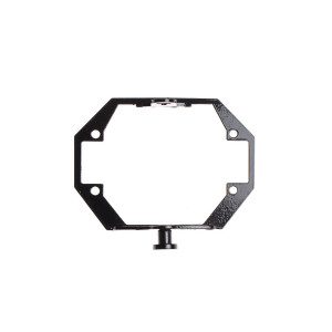 """Переходная рамка для установки модулей Optima Bi-LED Adaptive Series 2.8"""" вместо штатных модулей Valeo 2 New (AFS) (комплект, 2 шт.) арт:  OPR-126"""