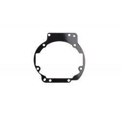 Переходная рамка Nissan Patrol VI для Optima Bi-LED PS / Hella 5R /  вместо штатных модулей (2 шт.) арт: OPR-151