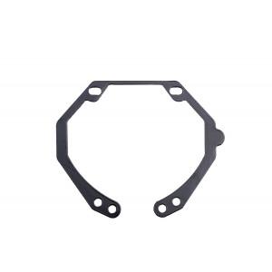 Переходная рамка Toyota RAV4 III для установки Hella 4/4R (Intemo) вместо штатных галогенных/ксеноновых модулей (комплект, 2 шт.) арт: OPR-154