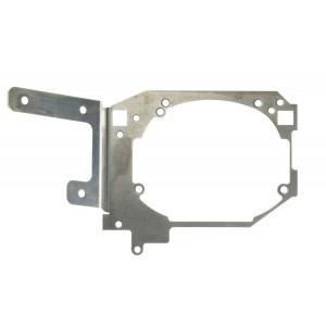 """Переходная рамка Kia Optima III для установки Hella 3/3R/5R/ Optima Magnum 3.0"""" (комплект, 2 шт.) арт: OPR-168"""