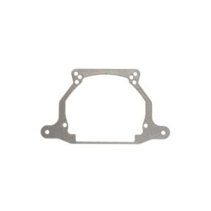 """Переходная рамка Hyundai Solaris рест. (2014-17)  для установки Hella 3/3R/5R/ Optima Magnum 3.0"""" (комплект, 2 шт.)"""