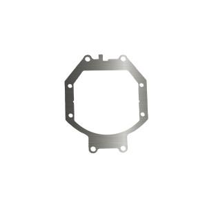 Переходная рамка Mitsubishi Pajero IV для установки Optima Bi-LED вместо штатных галогенных/ксеноновых модулей (комплект, 2 шт.) арт: OPR-16