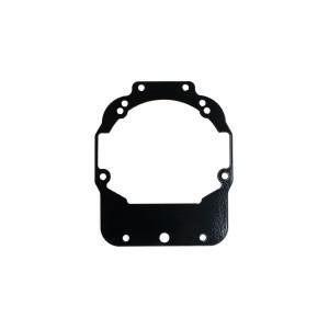 """Комплект переходных рамок (2шт.) на Toyota Venza (2008–2013) для установки модулей Optima BiLED PS/ IS / 5R / Magnum 3.0"""" вместо штатных модулей"""