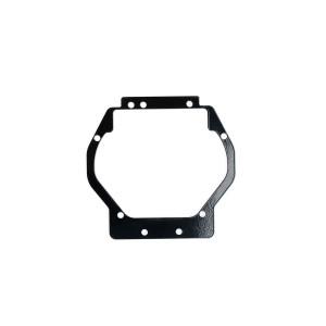 """Комплект переходных рамок (2шт.) на Nissan Teana III (2014+) для установки модулей Optima BiLED PS/ IS / 5R / Magnum 3.0"""" вместо штатных модулей"""