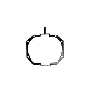 """Комплект переходных рамок (2шт.) на Lexus LX 570 2007-2012г.в. с AFL для установки PS 3.0"""" / IS / 5R / Magnum 3.0"""" вместо штатных модулей"""