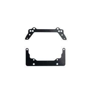 Переходная рамка для установки модулей Hella 3R/Optima 5R вместо светодиодных Koito Bi-Led (комплект, 2 шт.) арт:  OPR-258