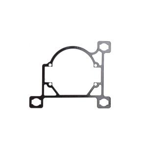 Переходная рамка Ford Explorer V для установки Optima Bi-LED вместо штатных галогенных/ксеноновых модулей (комплект, 2 шт.) арт: OPR-27