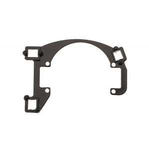 Переходная рамка Hyundai IX35 для Optima Bi-LED вместо штатных галогенных/ксеноновых модулей (комплект, 2 шт.) арт: OPR-38