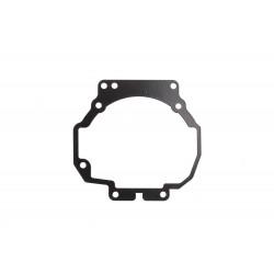 Переходная рамка Toyota Camry XV40 для Hella 5R  вместо штатных модулей (2 шт.) арт: OPR-69