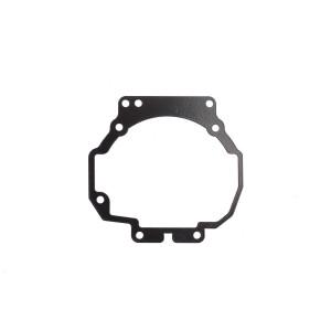 """Переходная рамка Toyota Camry XV40 для Hella 3/3R/5R/ Optima Magnum 3.0"""" вместо штатных галогенных/ксеноновых модулей (комплект, 2 шт.) арт: OPR-69"""