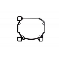 Переходная рамка Hyundai Sonata V (NF) для Optima Bi-LED PS / Hella 5R /  вместо штатных модулей (2 шт.) арт: OPR-83