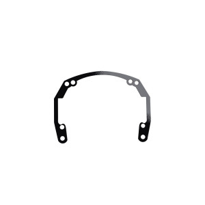 "Переходная рамка для замены Bosch AL 3/3R на Optima Bi-LED Professional Series / Hella 3/3R (Hella 5R) / Optima Magnum 3.0"" арт: OPR-98"