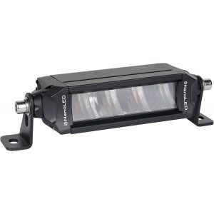 Фара светодиодная NANOLED DOUBLE SIDE, ближний или дальний свет 40W, 4 LED, 5000K, 154*58*41 мм