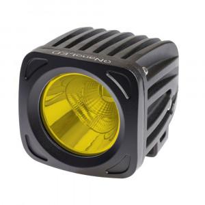 Светодиодная фара NANOLED ULTRA M920Y - желтый свет, мощность 25W арт: NL-M920Y