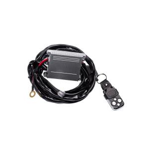 Проводка для 1 фары с Радио Пульта арт: NL-PR-16