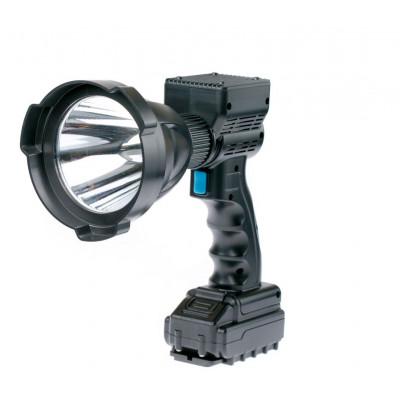 Фара-искатель Светодиодный  РУЧНОЙ 65W с аккумулятором арт: NL-SL-812