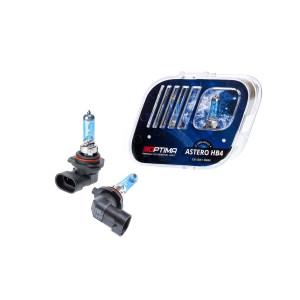 Галогенная лампа Optima Astero HB4 +80% White 5000K, 12V, 55W