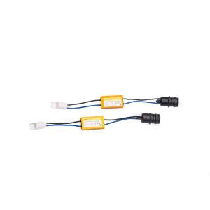 Обманка для светодиодных ламп с цоколем W5W (T10) 1 шт. арт: OP-CANLED-W5W
