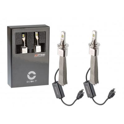 Автомобильная светодиодная лампа H7 Optima LED COBALT NEW, ZES 5530, 5500K, 12-24V, комплект 2 лампы