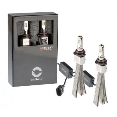 Автомобильная светодиодная лампа HB3/9005 Optima LED COBALT NEW, ZES 5530, 5500K, 12-24V, комплект 2 лампы