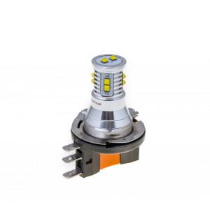 Светодиодная лампа H15 Optima Premium CREE MINI, CAN, 12-24V арт: OP-H15-CAN-50W