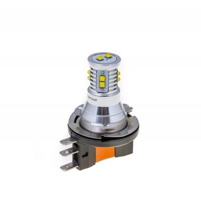 Светодиодная лампа H15 Optima Premium CREE MINI, CAN, 12-24V