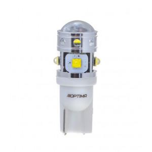 Светодиодная лампа W5W Optima Premium CREE MINI 30W, CAN, 12-24V арт: OP-W5W-CAN-30W