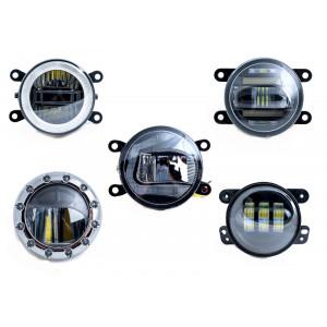 Светодиодные противотуманные фары OPTIMA LED FOG LIGHT в штатные места
