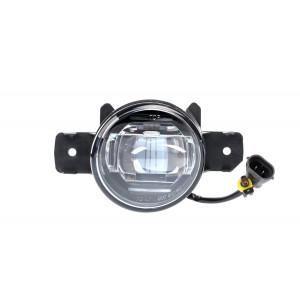 Светодиодная противотуманная фара OPTIMA LED FOG LIGHT 034 Infiniti/Nissan 90мм, 7W/0,4W, 5500K, 12V, комплект 2шт