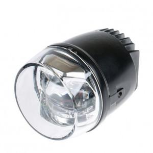 Светодиодная противотуманная фара OPTIMA LED FOG LIGHT 1275 универсальная, диаметр 70 мм, 9W, 5500K, 12V, комплект 2шт