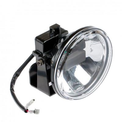 Светодиодная противотуманная фара OPTIMA LED FOG LIGHT 1401 универсальная, диаметр 100 мм, 6W, 5500K, 12V, комплект арт: LFL-1401