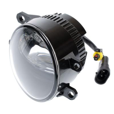 Светодиодная противотуманная фара OPTIMA LED FOG LIGHT 606 Toyota/Lexus 90мм, 7W/0,4W, 5500K, 12V, комплект 2шт арт: LFL-606
