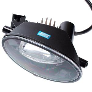 Светодиодная противотуманная фара OPTIMA LED FOG LIGHT 806 Honda 90мм, 7W, 5500K, 9-18V, комплект 2шт